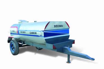 3-5 Ton Su Tankeri